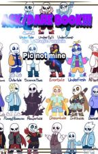 Ask/Dare The AU Sans Undertale (Completed) by LeMagicPenguin