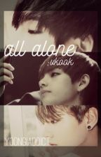 all alone ;vkook by yoongiaddict
