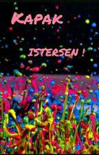 Kapak İstersen! by BaharElbken