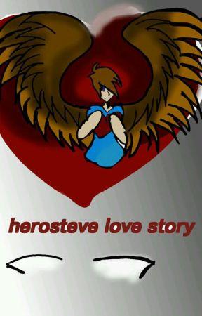 Herosteve Love story  by awesome_ninja2