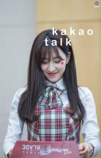 Kakao Talk {eunxiao} by hwiiiyoung