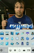 messenger 》raw and smackdown live  by -rkhoes