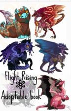 Flight Rising Adoptable book by CursedSparrow