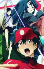 the devil is a part timer x adopted child reader by Punlaroonie