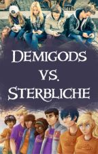 Demigods vs. Sterbliche by _ChristyBlue_