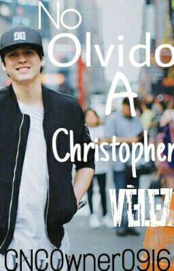 No Olvido A Christopher Vélez || CNCO