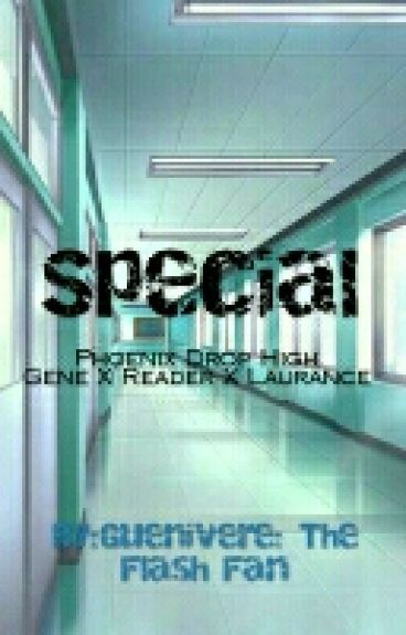 Special (Gene X Reader X Laurance)