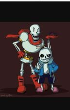 Sans x Papyrus| More Than a Brother | (smut lemon) by Skylight64