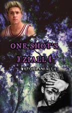 One Shot's 》Ziall《 by Xfool4NiallX