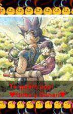 !Te Quiero Papi! ~<<goku Y Gohan>>' by zunset