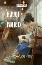 FAKE NERD by axeliangelina_