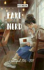 FAKE NERD by axeliangelina_