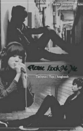 Please Look At Me by Hunju69_Yukook