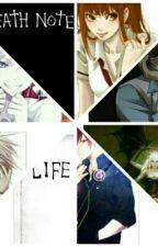 Death Note vs Life Note  [Terminada] by kamihira
