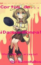 Cortos De DanganRonpa [Humor] by BloodyRose444