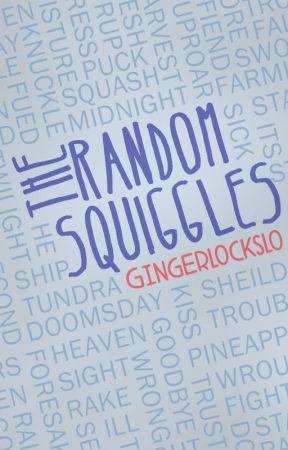The Random Squiggles by GingerlocksPDX
