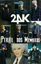 24K - Perfil dos Membros by natiele_ramos