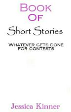 Book Of Short Stories by Jess_Kinner