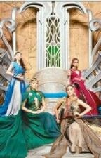 ENCANTADIA by randreadragonhart