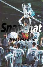 Snapchat *Real Madrid* by kingronaldo