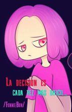 La decisión es cada vez más difícil ~Pausada~ by Valentina-Mena