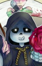 In Love With Death(reaper!tale sans x reader) by gastersansissanspai