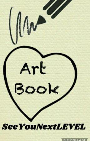 My Art Book  by Jared_Kleinman