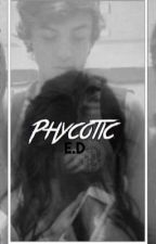 Psychotic e.d by axthenticallya