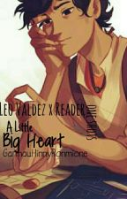 A Little Big Heart | Leo Valdez X Reader ONE SHOTS | REQUESTS by GarmauHinnyRonmione