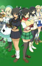 The Next Warrior (Senran Kagura girls x Male Reader) (+18) by D3m0nman