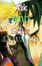 Ask and Dare SasuNaru!!! by Miym_Uzumaki