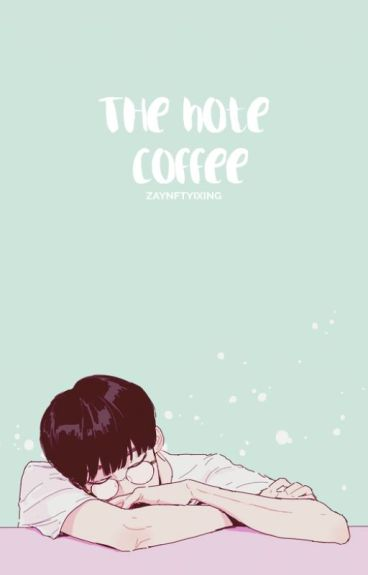 the note coffee   yoonmin.