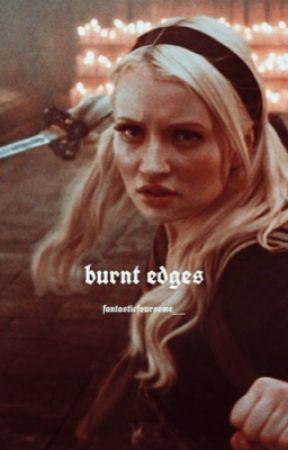 BURNT EDGES ✦ BUCKY BARNES by fantasticfoursome__