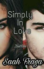 Simply In Love || ZauRen.  by Saah_Colluci