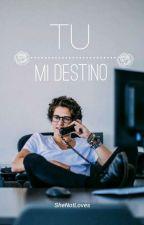 Tu, Mi Destino //B.S by SheNotLoves