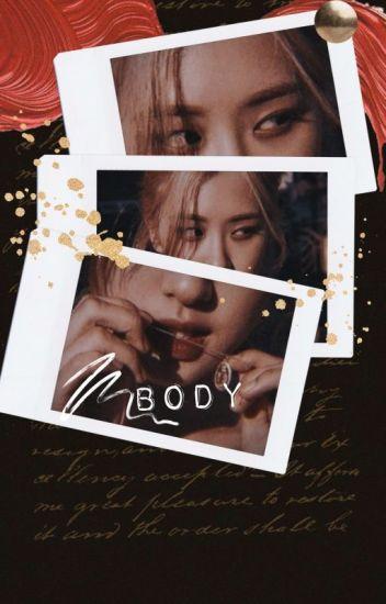 body [blackpink;jenrose]