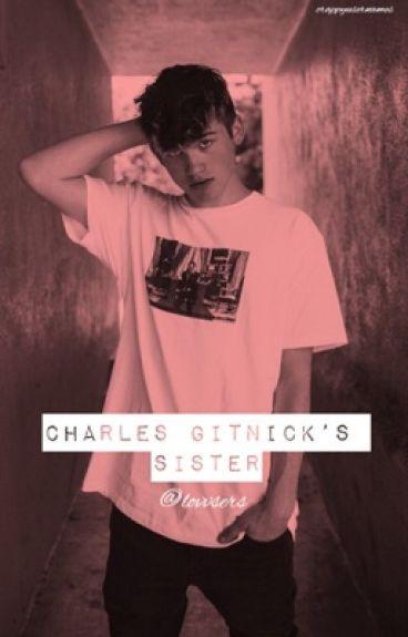 Charles Gitnick's Sister // j.m.b