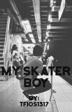 My Skater Boy || Thomas Brodie-Sangster || by Tfios1317