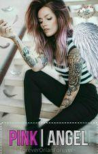 """Pink Angel."" by ForeverOrianForever"