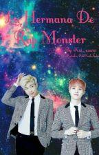La hermana de RapMonster [BTS y TU] by Kai_Azucar