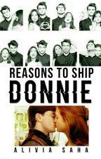 Reason To Ship Donnie. by AliviaSaha