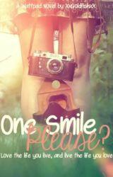 One Smile Please by XxGoldfishxX
