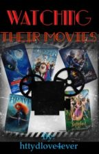 Watching their movies by httydlove4ever