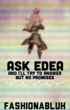 Ask Edea by FASHIONABLUH