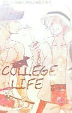 Collage Life (ZoroxSanji Fic) by FandomsInBooks
