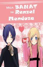 Mga Banat ni Renzel Mendoza (One Shot) by soleneleclaire