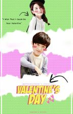 [TRANSFIC][NCT][Mark - fictional girl] Valentine's Day by yoorachel_ss
