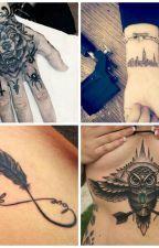 Významy tetování by Hanna_Zima16