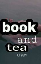 books and tea  by uniers