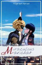 Miraculous Marichat by thegreekheroes